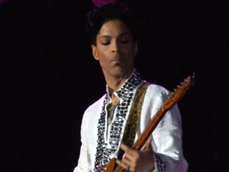 Prince at Coachella