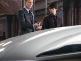 James Bond SPECTRE Aston Martin DB10