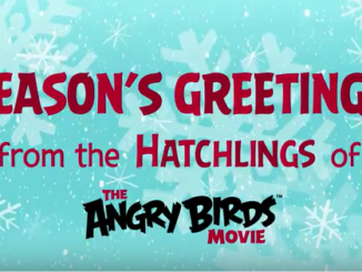 Angry Birds Hatchlings Holiday Trailer