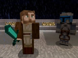 Star Wars Prequel Skin Pack for Minecraft