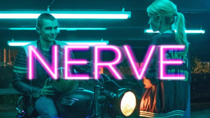 #Nerve #WatcherorPlayer