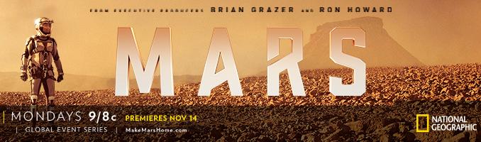 Experience Mars