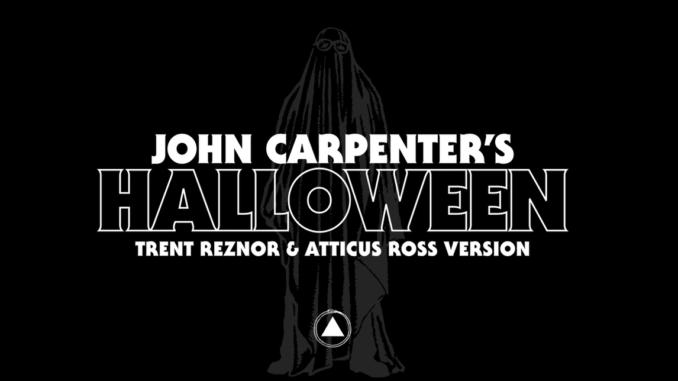 Halloween theme Trent Reznor